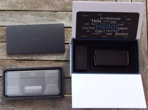 PDA box